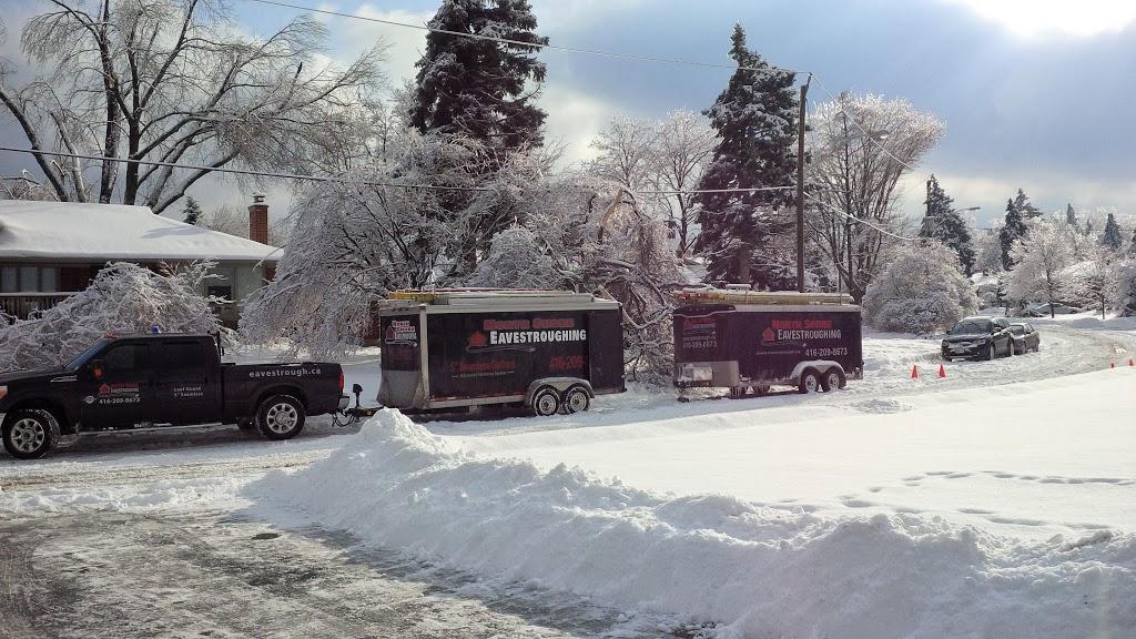 ice storm toronto 2013
